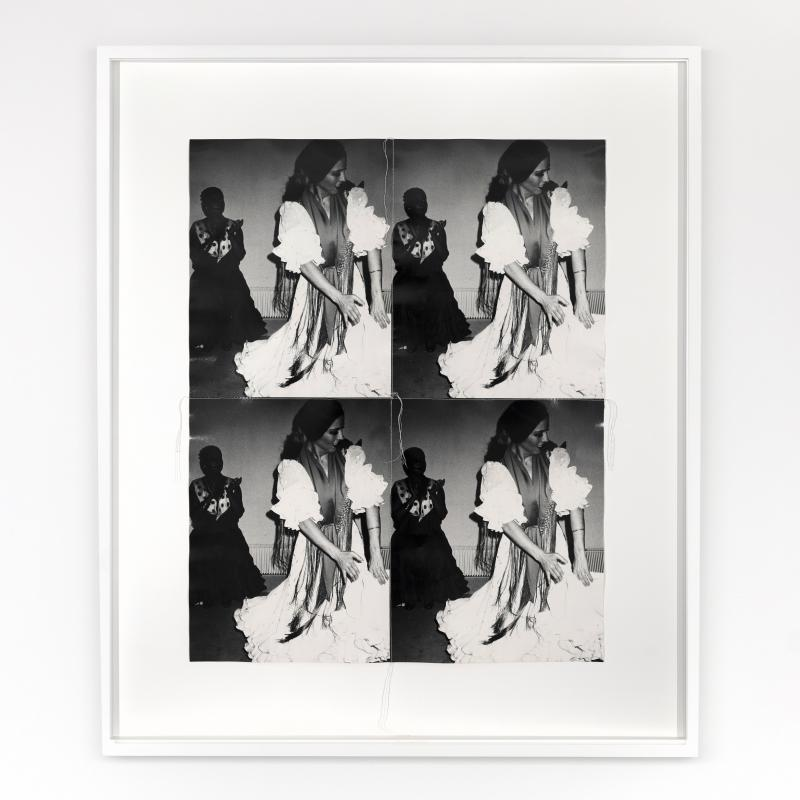 Andy Warhol, Flamenco Dancer, #AW77.029 , galerie italienne